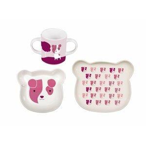 Sambonet Judy sada dětského porcelánu, 3 ks