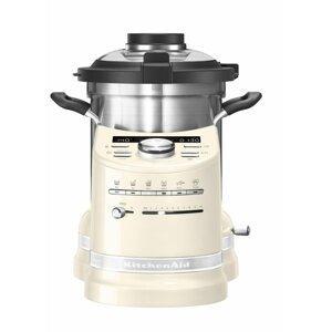 KitchenAid Artisan multifunkční varný robot 5KCF0104, mandlová, 5KCF0104EAC