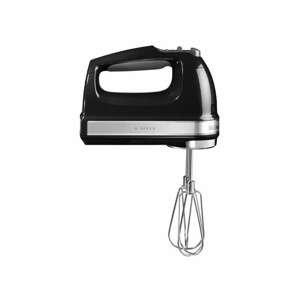 Ruční elektrický šlehač KitchenAid 5KHM9212EOB, černý