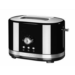 Toustovač KitchenAid 5KMT2116 s manuálním ovládáním, černá, 5KMT2116EOB