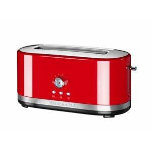 KitchenAid toustovač s dlouhými otvory 5KMT4116, královská červená