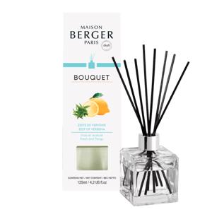 Maison Berger Paris aroma difuzér Cube, Verbena 125 ml