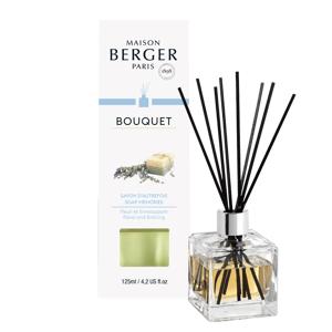 Maison Berger Paris aroma difuzér Cube, Mýdlové bublinky 125 ml