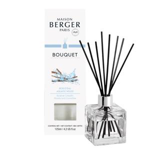 Maison Berger Paris aroma difuzér Cube, Vůně moře a dřeva 125 ml
