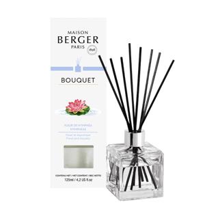 Maison Berger Paris aroma difuzér Cube, Květ leknínu 125 ml