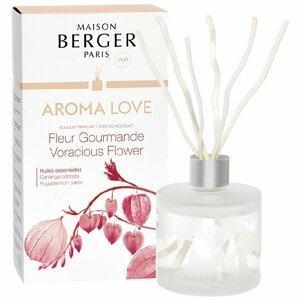 Maison Berger Paris aroma difuzér Aroma Love – Gurmánské květy, 180 ml