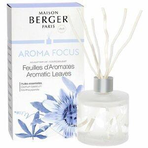 Maison Berger Paris aroma difuzér Aroma Focus – Aromatické listí, 180 ml