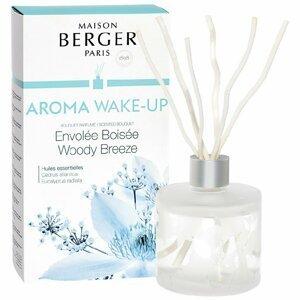 Maison Berger Paris aroma difuzér Aroma Wake-up – Lesní vánek, 180 ml
