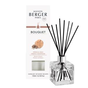 Maison Berger Paris aroma difuzér Cube, Libanonský cedr 125 ml