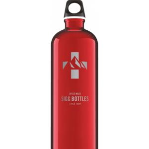 Lahev SIGG Mountain Red 1,0 l