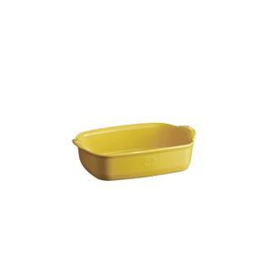 Emile Henry Ultime zapékací mísa, 22 x 14,5 cm, žlutá Provence