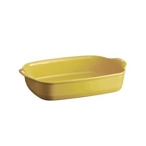Emile Henry Ultime zapékací mísa, 36,5 x 23,5 cm, žlutá Provence
