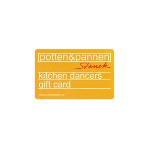 Dárková karta Potten & Pannen - Staněk, 1 000 Kč