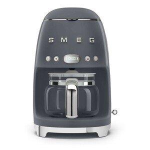 Překapávač na kávu Smeg 50´s Retro Style, šedý