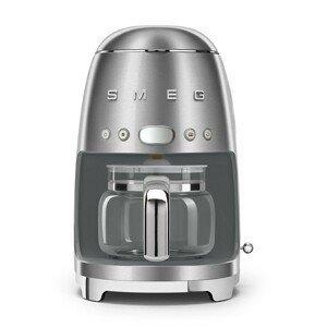Překapávač na kávu Smeg 50´s Retro Style, chromový
