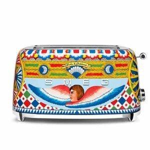 Toustovač Smeg Dolce Gabbana, 4x2, TSF02DGEU