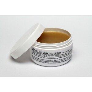 Ošetřující vosk na dřevo Duspiva, 120 ml