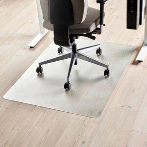 Podložka pod židli, na tvrdé podlahy, 900x1200 mm