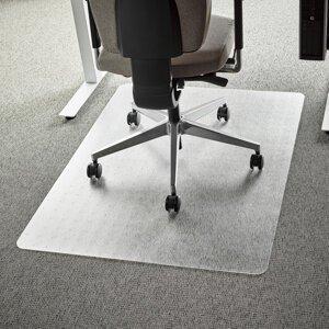 Podložka pod židli, na měkké podlahy, 1200x1500 mm
