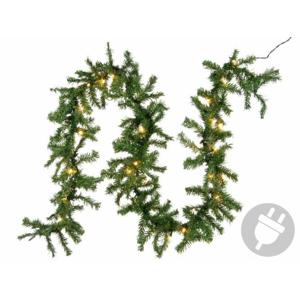 Nexos 1116 Dokonalá vánoční světelná girlanda pro vnitřní výzdobu