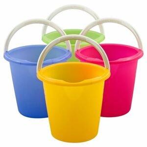 Curver Bingo 01301-999 kbelík mix barev 10 l