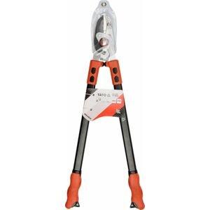 Yato Nůžky na větve 700mm (průměr 35mm) rovný střih