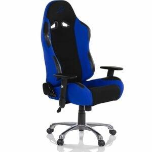 """RACEMASTER Židle """"RS SERIES"""" - černo/modrá"""