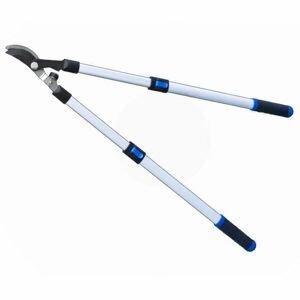 Teleskopické zahradnické nůžky o celkové délce 95 cm