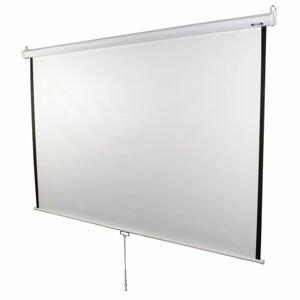 JAGO Projekční plátno se stativem 203 x 203 cm