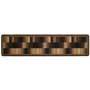 Magnet 3Pagen Koberec hnědá/béžová 57x240cm