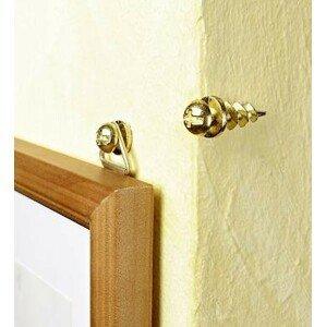 Magnet 3Pagen 20 kouzelných šroubů zlatá barva