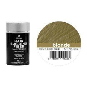 Magnet 3Pagen Vlasy pro zvětšení objemu blond