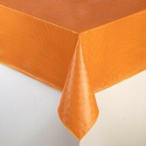 """Magnet 3Pagen Voskový ubrus """"Káro"""" oranžová 110x140cm"""
