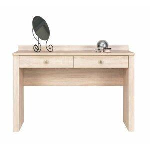 toaletní stolek FINETTA 15, dub sonoma