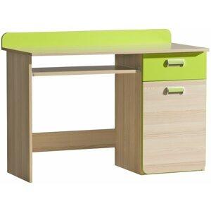 pc stůl LUCAS 10, zelená