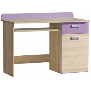 pc stůl LUCAS 10, fialová