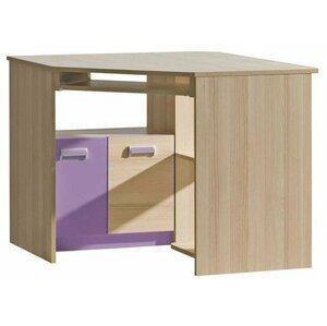 pc stůl LUCAS 11, fialová