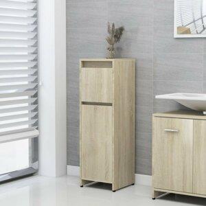 Koupelnová skříňka DTD deska Dekorhome Dub sonoma