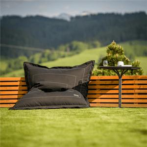 Zahradní sedací vak BADYL šedá Tempo Kondela