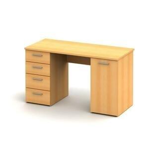 Psací stůl EUSTACH DTD Tempo Kondela Buk