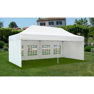 Zahradní stan 3x6m PROFI Bílá