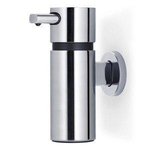 Blomus Nástěnný dávkovač tekutého mýdla AREO leštěný nerez 220 ml