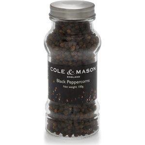 COLE & MASON Náhradní náplň černý pepř Cole&Mason