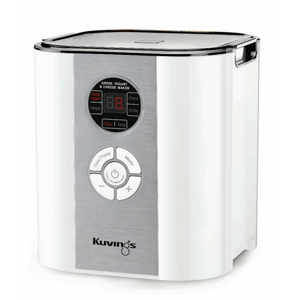 Výrobník sýrů / jogurtovač Fermentor Kuvings bílý