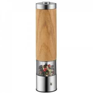 WMF Elektrický mlýnek na pepř/sůl se dřevem