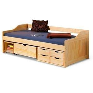 Dětská postel Masca (borovice) HENRY STYLE