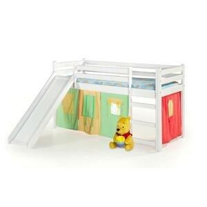Dětská patrová postel Nava s matrací HENRY STYLE