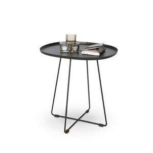 TINA stolek černý