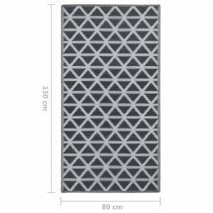 Venkovní koberec PP Dekorhome 80x150 cm