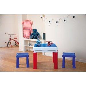 Dětský hrací stoleček CONSTRUCTABLE Keter